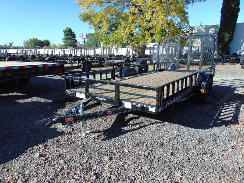 2019 PJ Trailers 14X83 SINGLE AXLE Utility Trailer