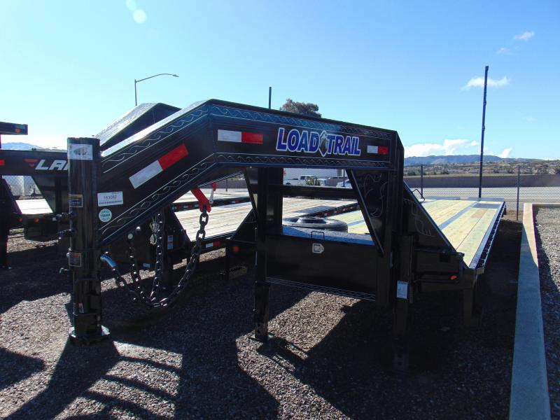 2019 Load Trail 102X40 Equipment Trailer Gooseneck