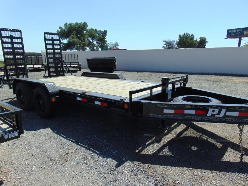 2018 PJ Trailers H5 Equipment Trailer