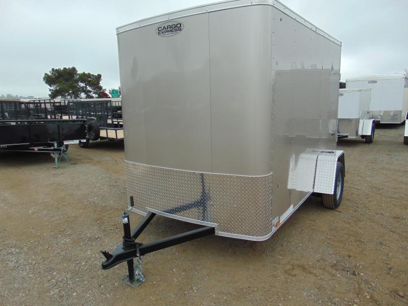 2019 Cargo Express EX6X10 Enclosed Cargo Trailer in Ashburn, VA