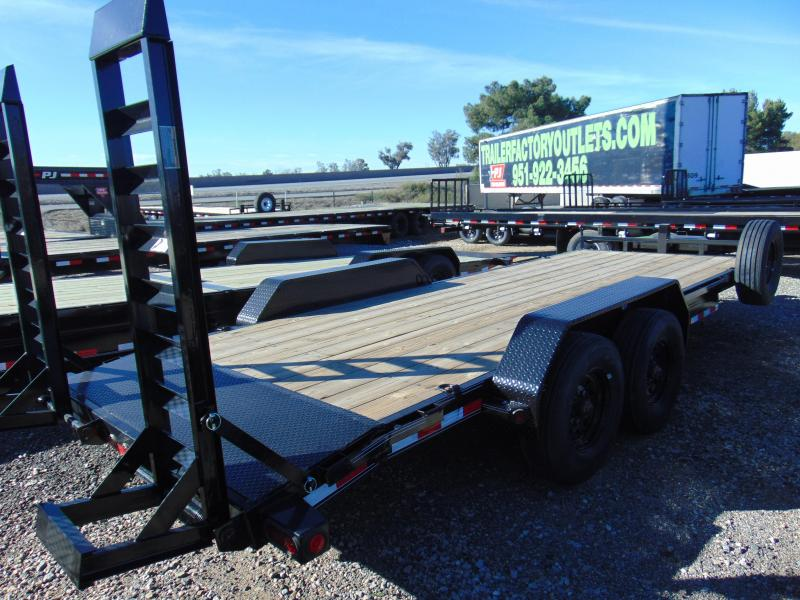 2019 Load Trail 80X20 Equipment Trailer