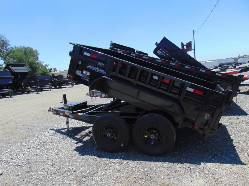 2020 Load Trail 72X10 MEDIUM DUTY Dump Trailer