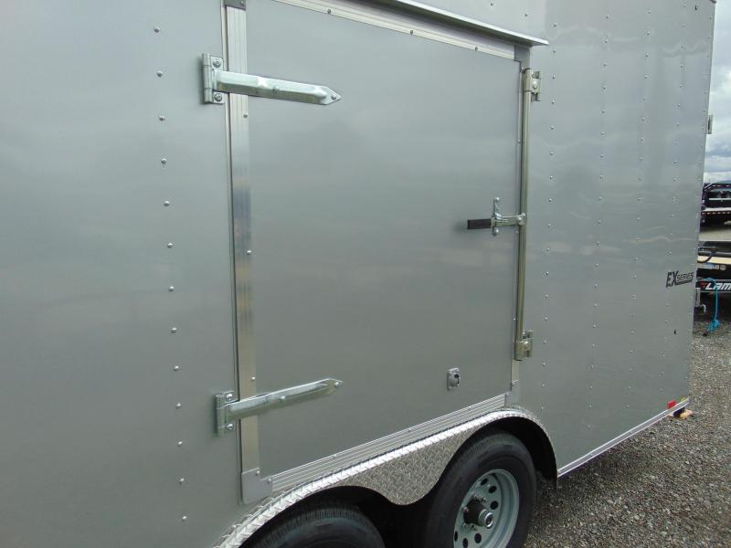 2019 Cargo Express EX8.5X20 Enclosed Cargo Trailer