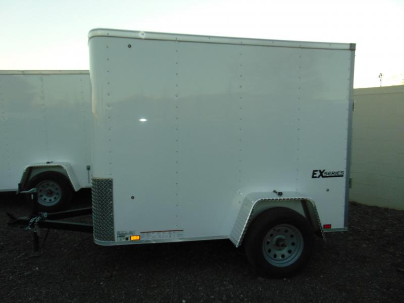 2019 Cargo Express EX5X8 Enclosed Cargo Trailer