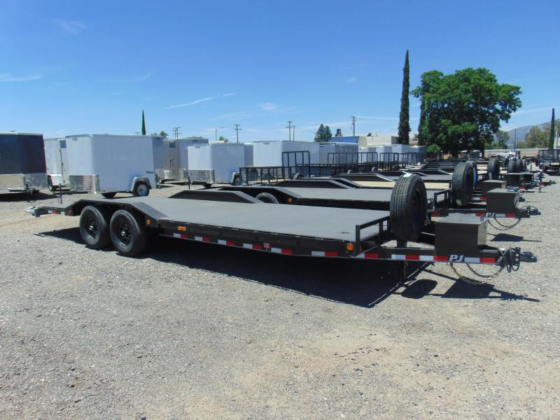 2019 PJ Trailers 102X24 Car / Racing Trailer