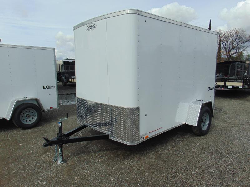 2019 Cargo Express EX6X10 Enclosed Cargo Trailer