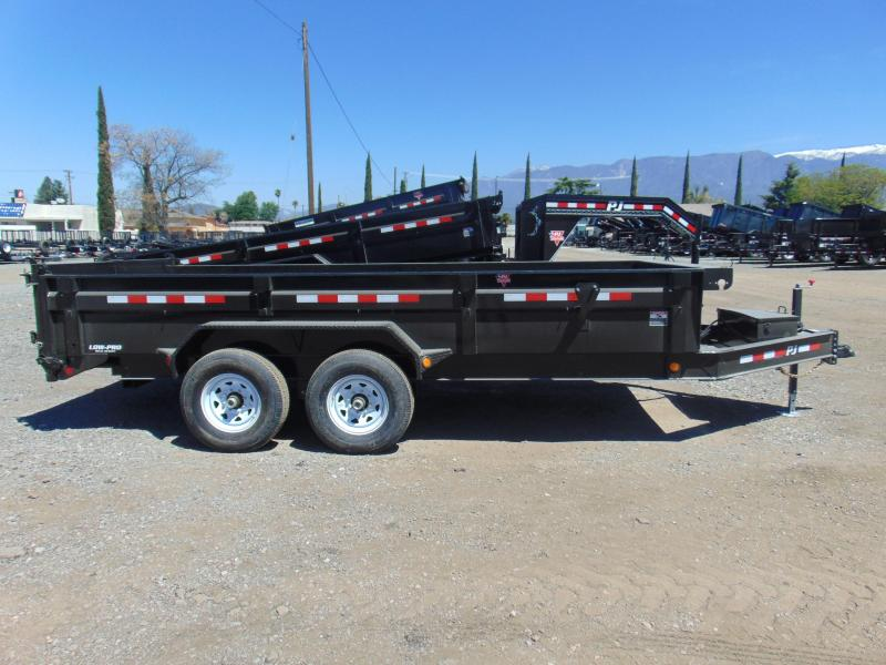*2019 PJ Trailers Entry Level Dump Trailer