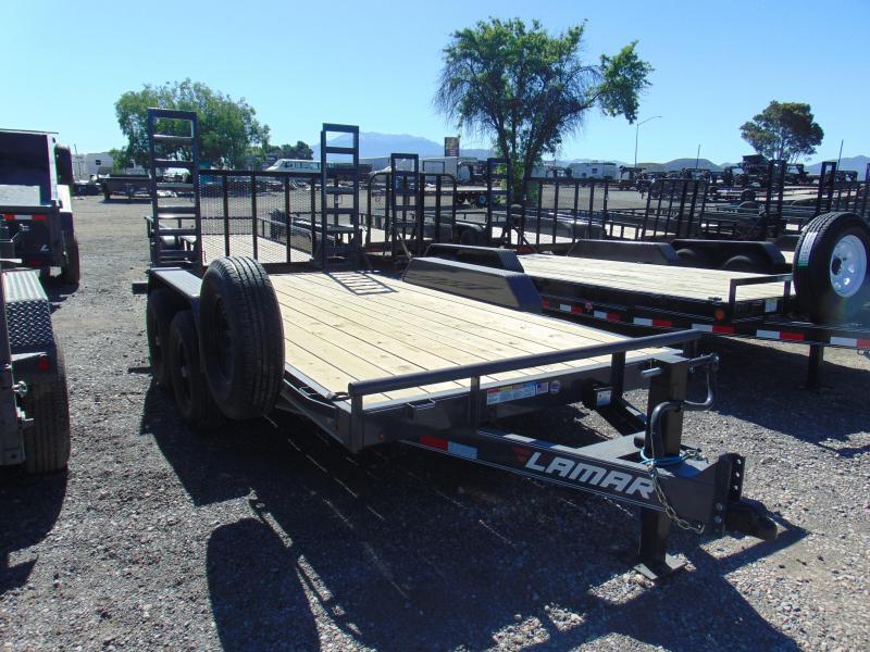 2019 Lamar Trailers 83X14 Tandem Axle Equipment Trailer in Ashburn, VA