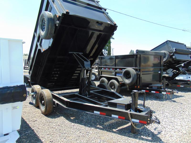 2018 Load Trail 83X12 Heavy Duty Dump Dump Trailer