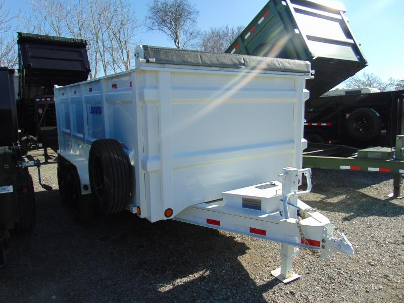 2019 Load Trail 83X14 Heavy Duty Dump Trailer