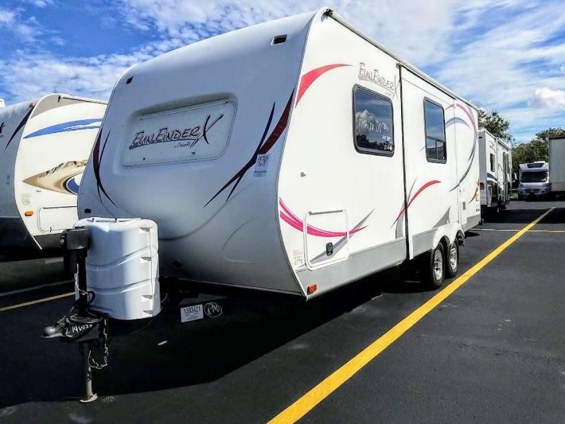 2012 Cruiser RV Fun Finder X 214 WSD Travel Trailer