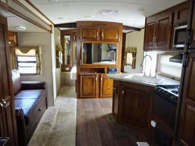 2014 Keystone RV Laredo 255RB BUNKHOUSE Travel Trailer