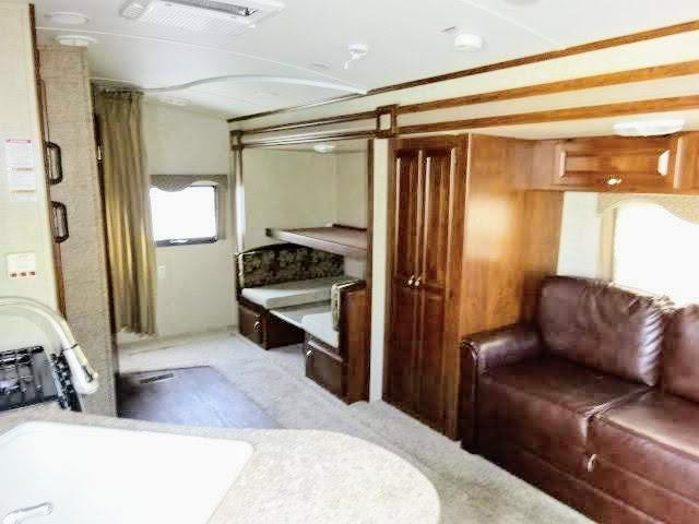 2014 Keystone RV Laredo 255RB BUNKHOUSE Travel Trailer
