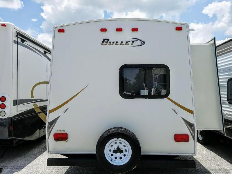 2010 Keystone RV Bullet 295 BHS Travel Trailer