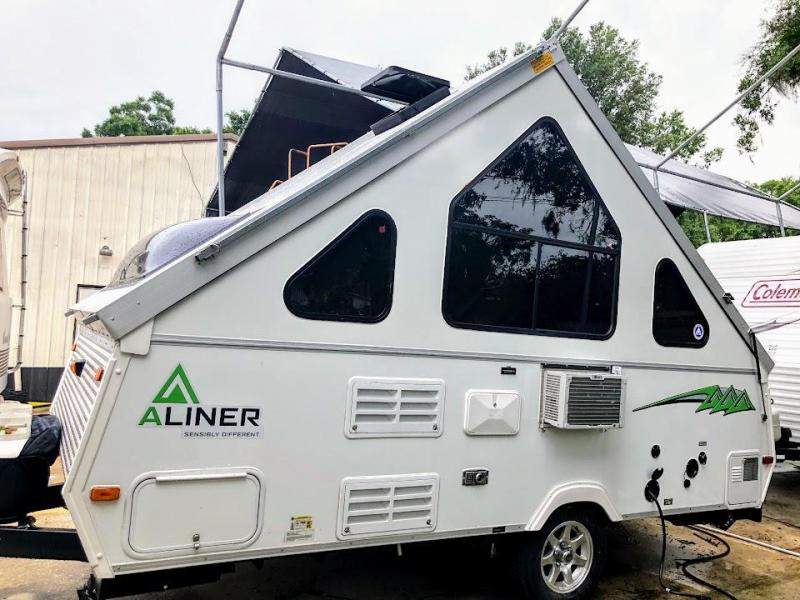 2015 Aliner EXPEDITION Travel Trailer