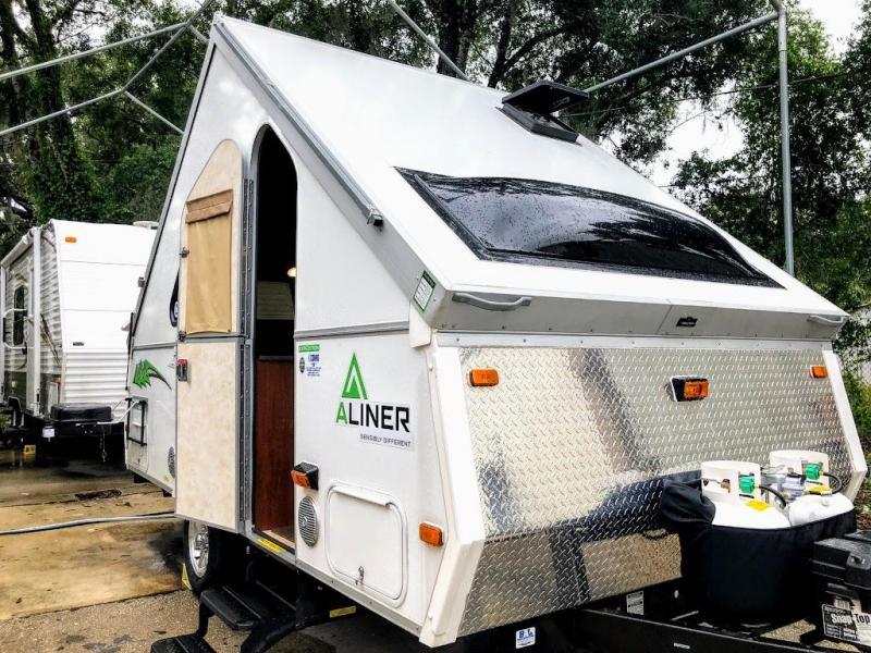 2015 Aliner EXPEDITION Travel Trailer