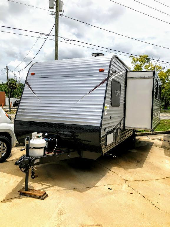 2018 Heartland PIONEER TRAILBLAZER SO185 Travel Trailer