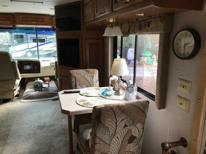 2003 !!SALE PENDING!! Holiday Rambler Admiral SE Series 36PED Workhorse Class A RV