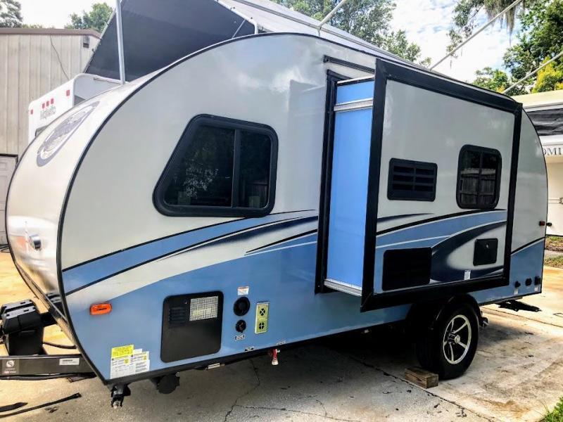 2018 !!SALE PENDING!! Forest River Inc. R-Pod 180 Travel Trailer