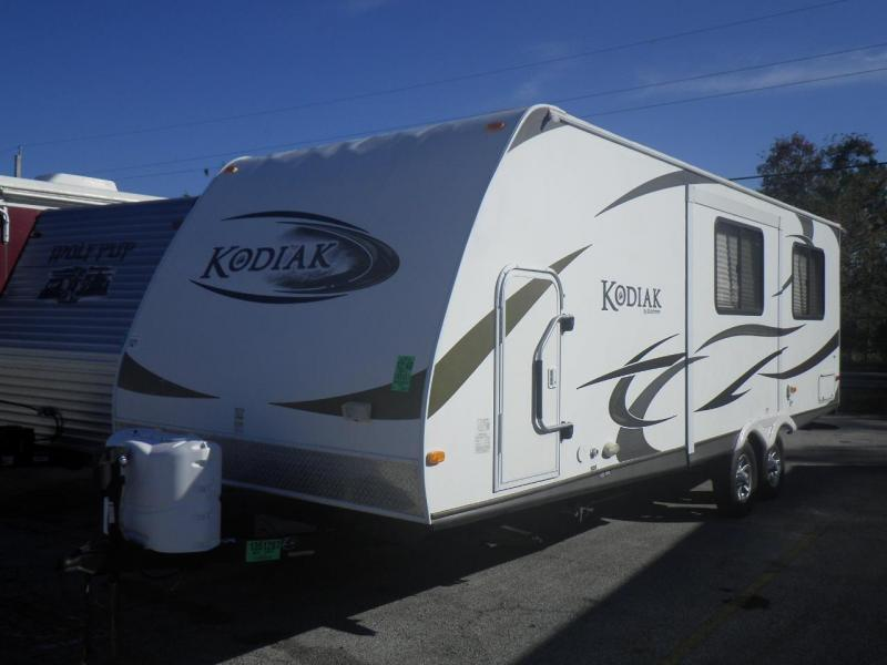 2011 Dutchmen Manufacturing Kodiak 240KSSL BUNKHOUSE Travel Trailer