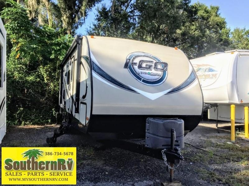 2015 EverGreen I-GO 291DBS Travel Trailer