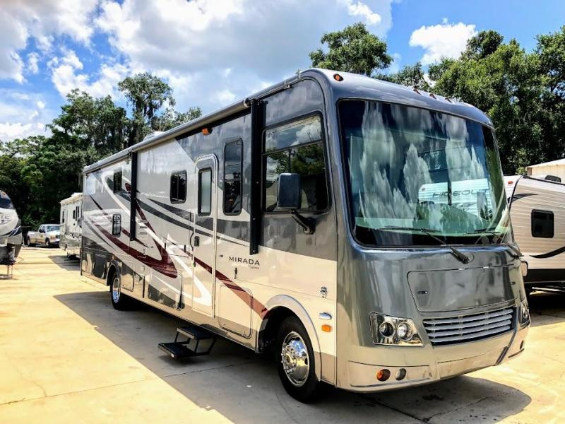 2013 Coachmen by Forest River Mirada 34 BH Ford V10 Class A RV