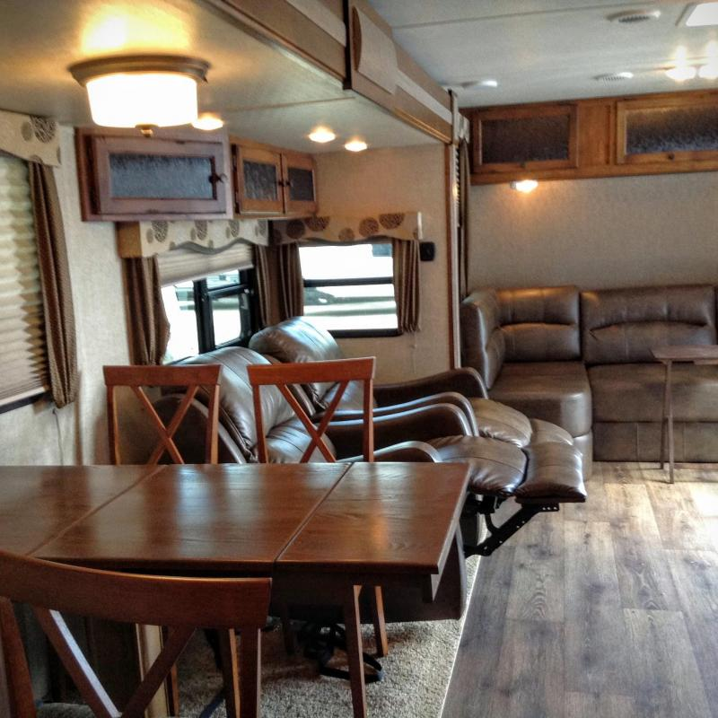 2014 Keystone SPRINTER 370FLS Travel Trailer
