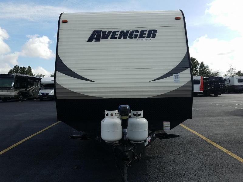 2015 Forest River Avenger 28 DBS BUNKHOUSE Travel Trailer