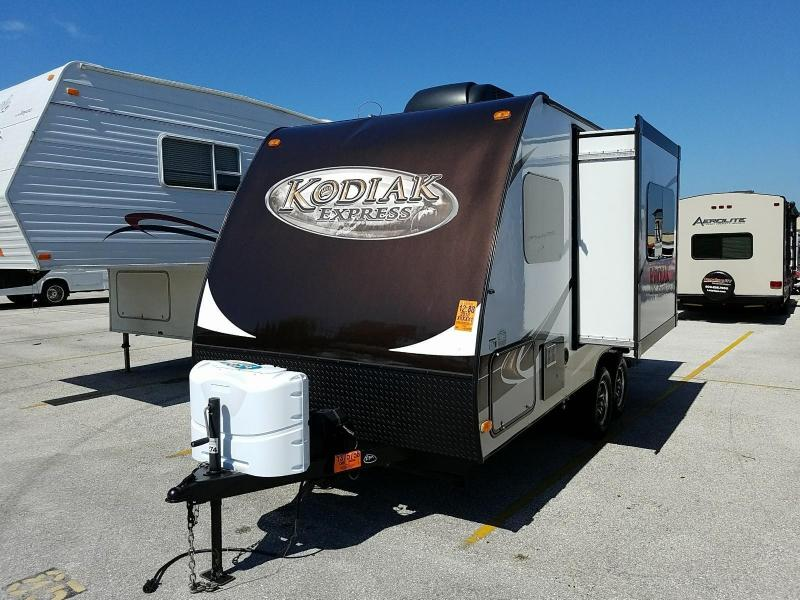 2014 Dutchmen Manufacturing Kodiak Express 163 Travel Trailer