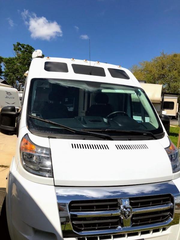 2015 Roadtrek Zion (Dodge Pro Master) Class B RV