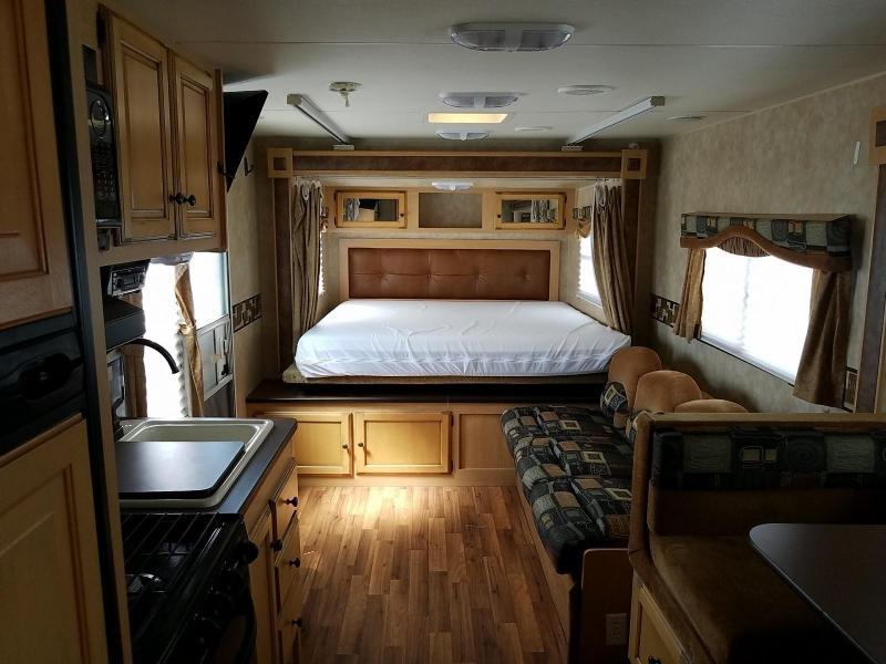 2011 K-Z RV Spree 265KS Bunkhouse Travel Trailer