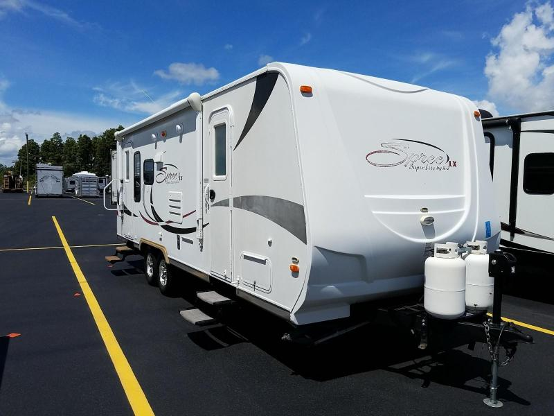 2011 K-Z RV Spree 265KS Bunkhouse Travel Trailer