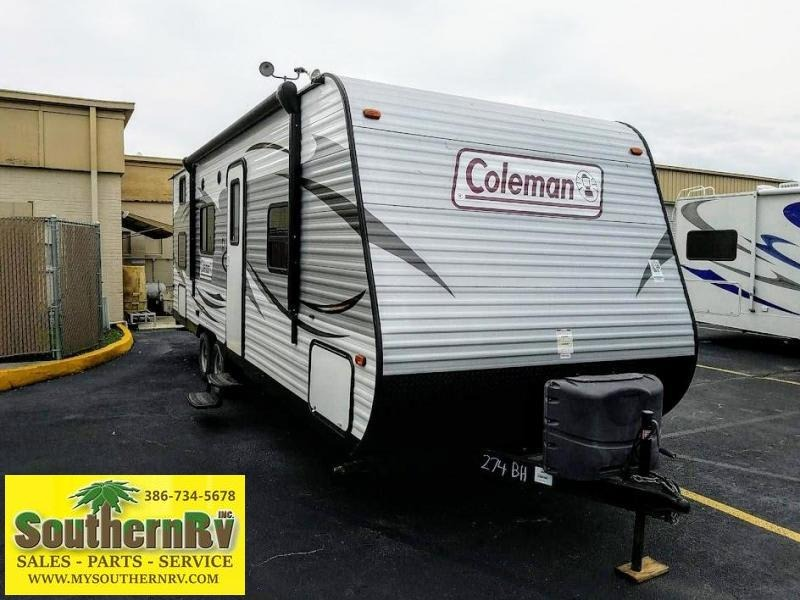 2015 Dutchmen Coleman Expedition 274BH Travel Trailer