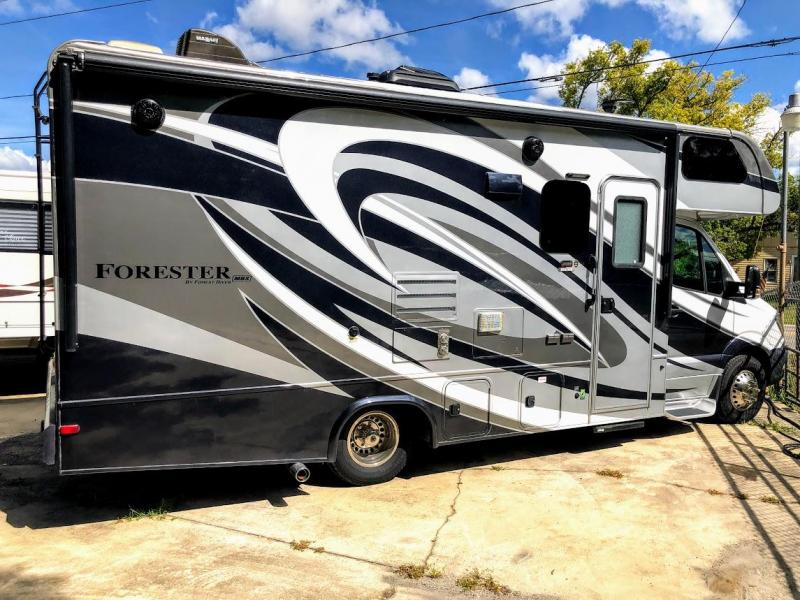 2016 Forest River Inc. Forester MBS 2401W Class C RV