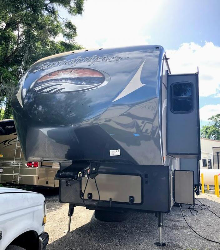 2015 Forest River SANDPIPER 380BH5 5th Wheel Travel Trailer