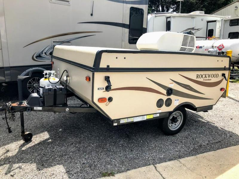 2017 Forest River Rockwood 1640LTD Popup Camper