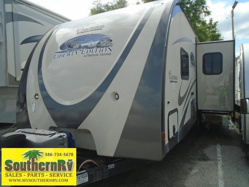 2014 Coachmen Freedom Express 281RLDS Travel Trailer