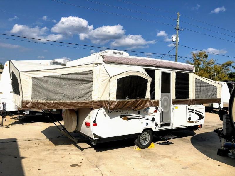 2012 Forest River Rockwood Premier 2514G Popup Camper