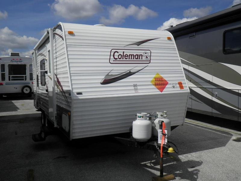 2012 Coleman by Dutchmen 198DB Travel Trailer