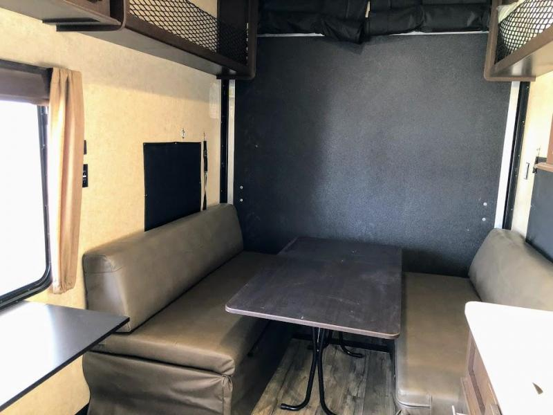 2018 Forest River Inc. Cherokee 255RR 5TH WHEEL TOY HAULER