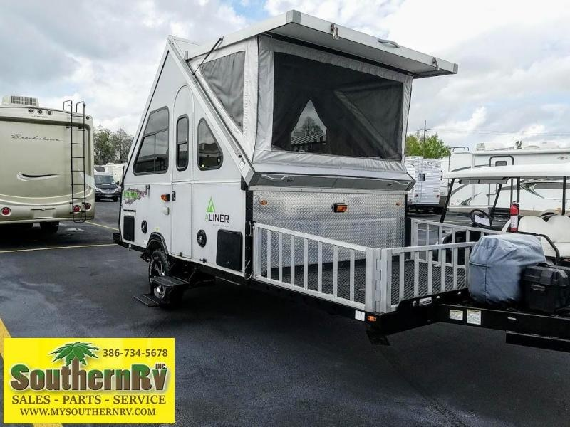 2015 Aliner Evolution Travel Trailer
