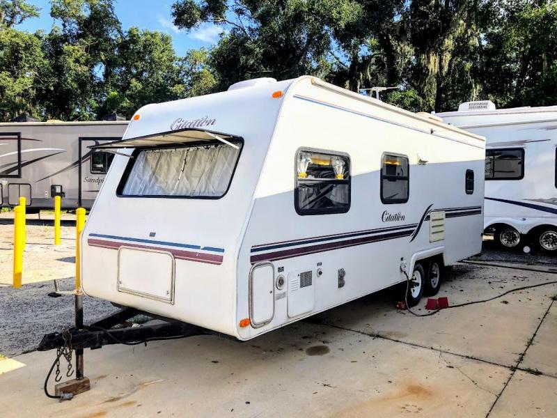 1999 Thor Industries CITATION 24PM Ultralight Travel Trailer