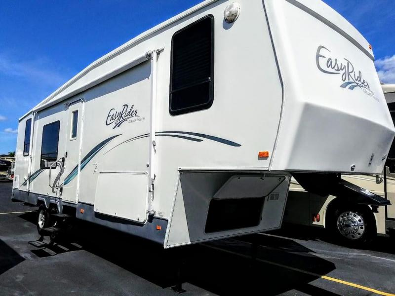 2006 !!!PENDING SALE!!!  Glendale Golden Falcon Easy Rider 29RK2S 5TH WHEEL Travel Trailer
