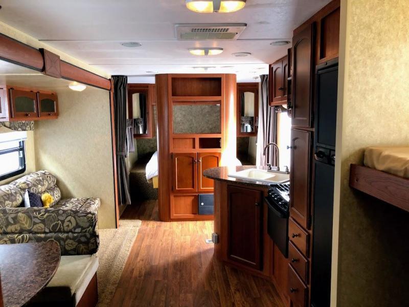 2012 Dutchmen Lite Series 265BHS BUNKHOUSE Travel Trailer