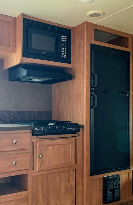 2014 Forest River Shasta 265DB BUNKHOUSE Travel Trailer