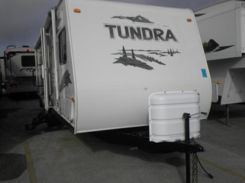 2007 Dutchmen Manufacturing Tundra 27FK DSL/BS Travel Trailer