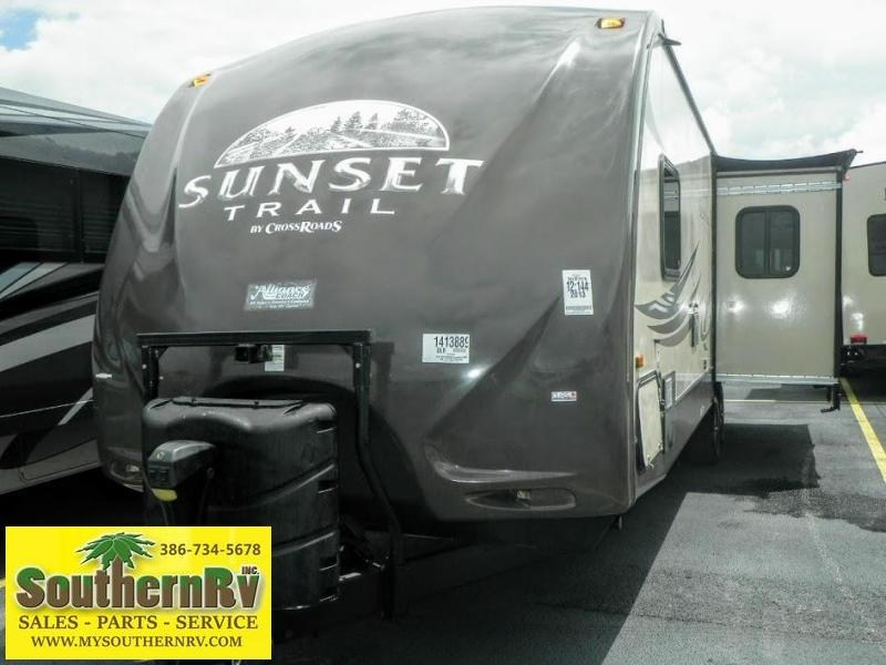 2013 !!!PENDING SALE!!!  Crossroads Sunset Trail Reserve 30 RK Travel Trailer