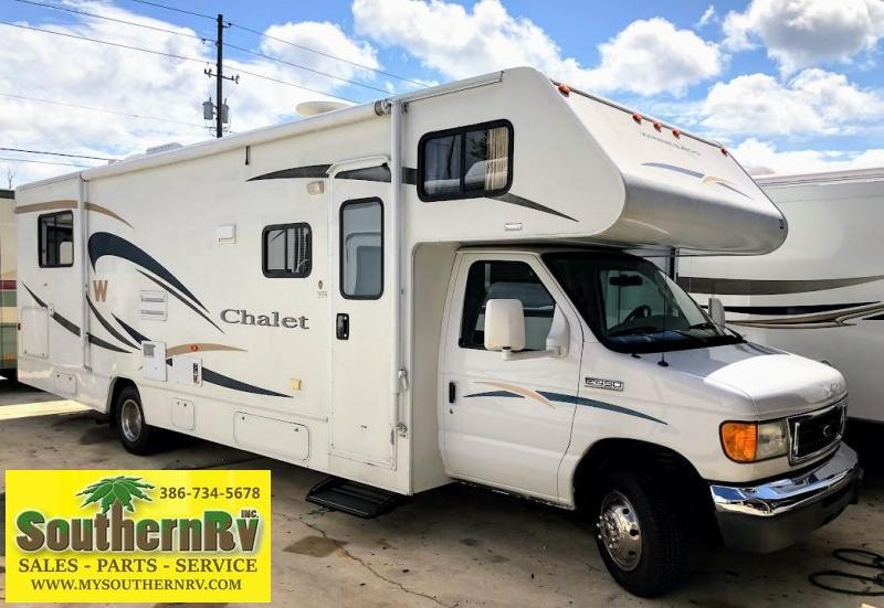 2008 !!!PENDING SALE!!!  Winnebago Chalet 231CR Ford Class C RV