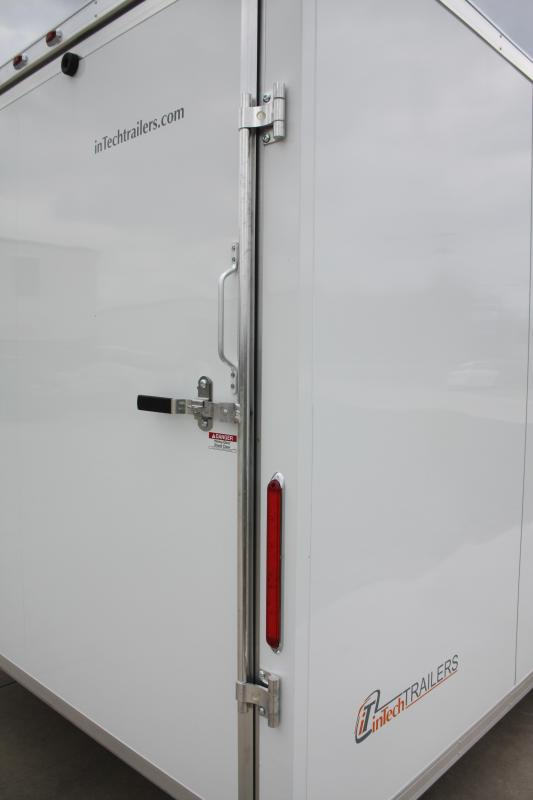 2019 inTech 28' All Aluminum Tag Trailer - Lite Series Base