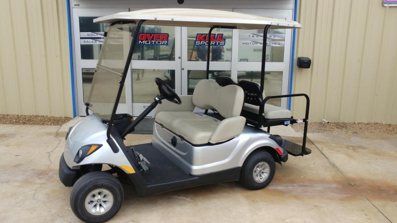 2013 Club Car Drive Electric Golf Cart 4-Passenger